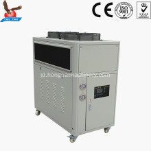 8hp 22,4kw mesin chiller glikol